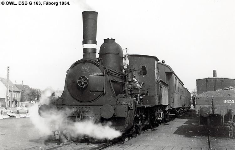 DSB G 163