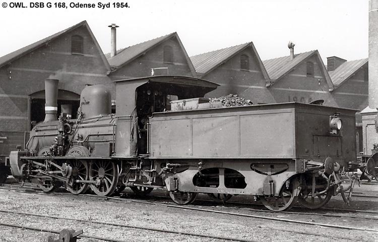 DSB G 168