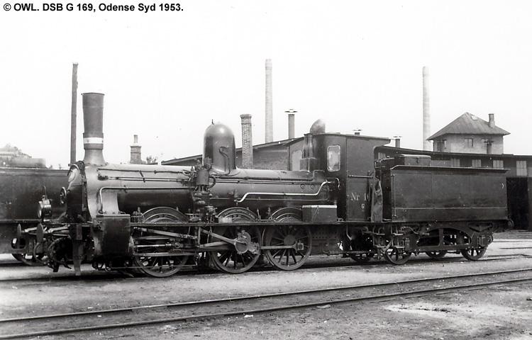 DSB G 169