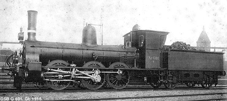 DSB G 601