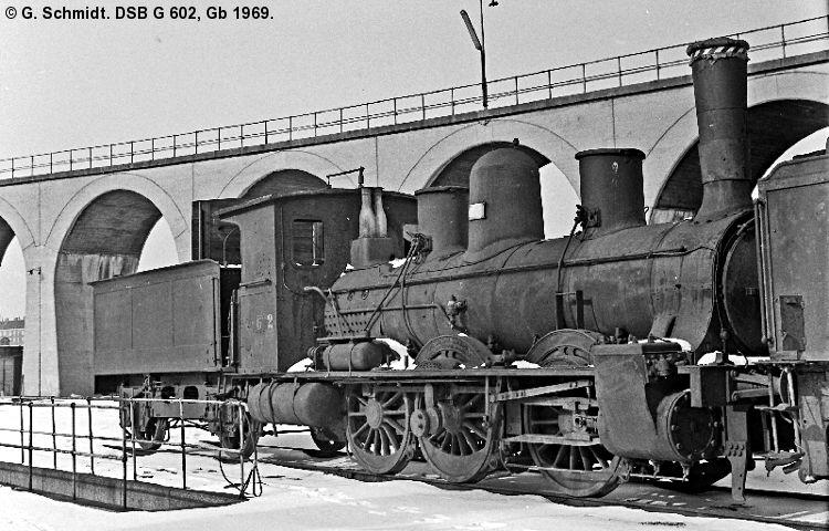 DSB G 602