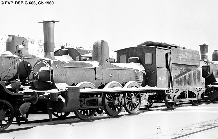 DSB G 606