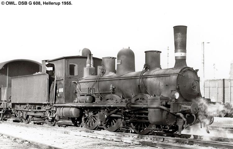 DSB G 608