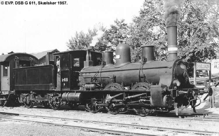 DSB G 611