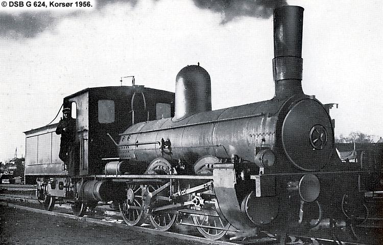 DSB G624