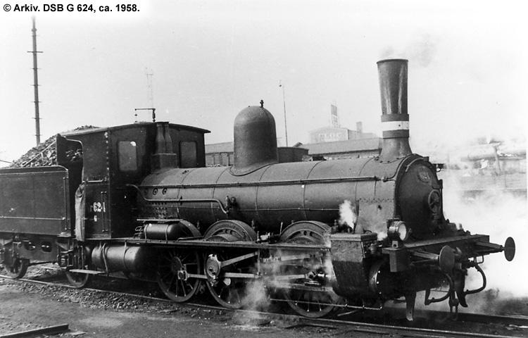 DSB G 624