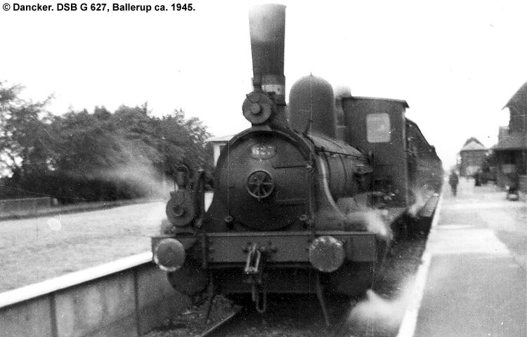DSB G 627