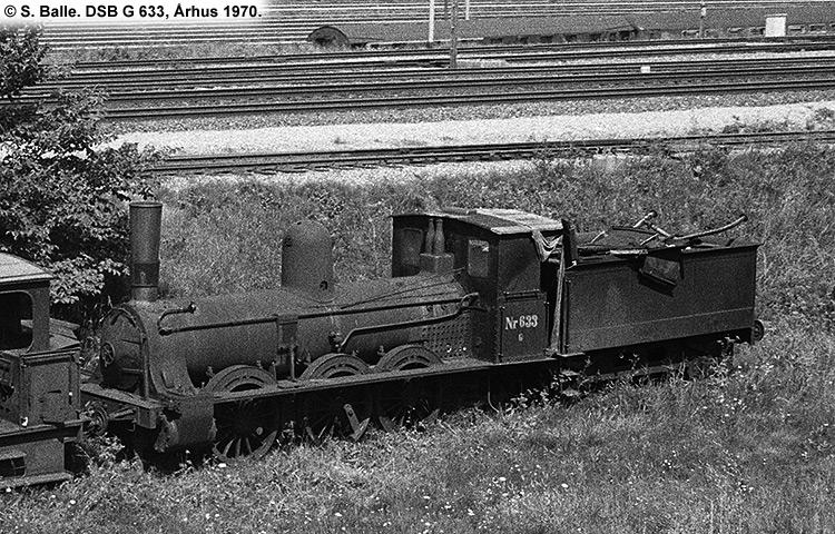 DSB G 633
