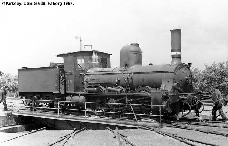 DSB G 636