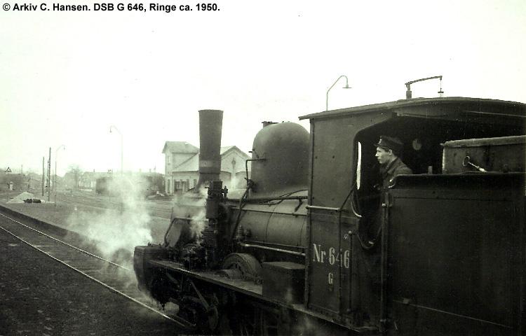 DSB G 646