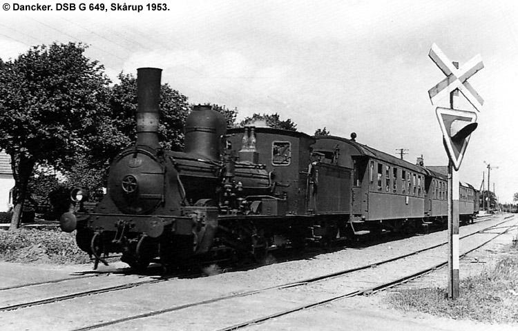 DSB G 649