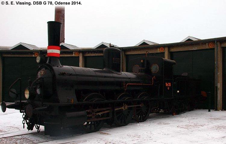 DSB G 78