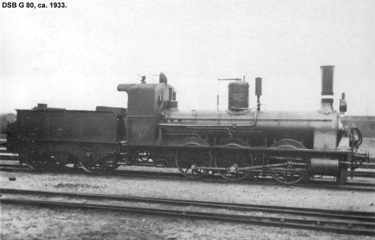 DSB G 80