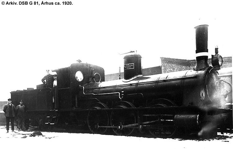 DSB G 81