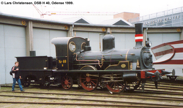 DSB H40