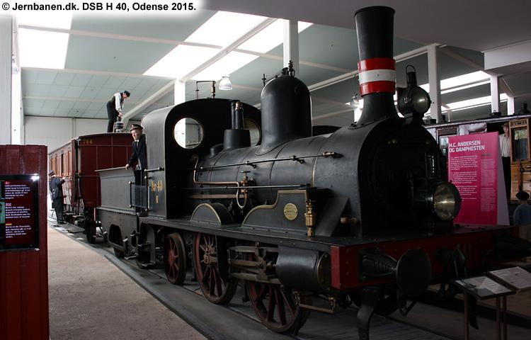 DSB H 40