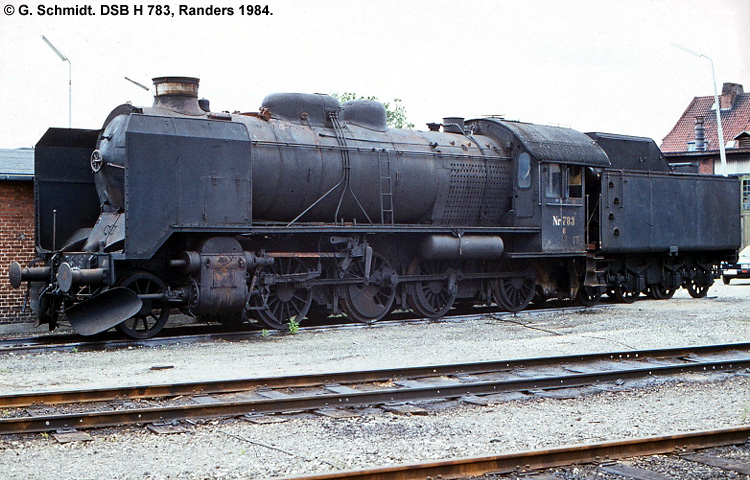 DSB H 783