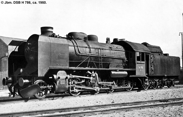 DSB H 786