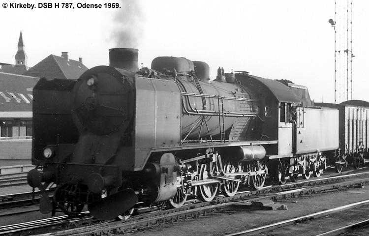 DSB H 787