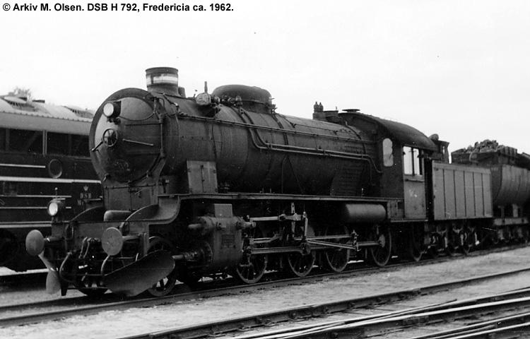 DSB H 792