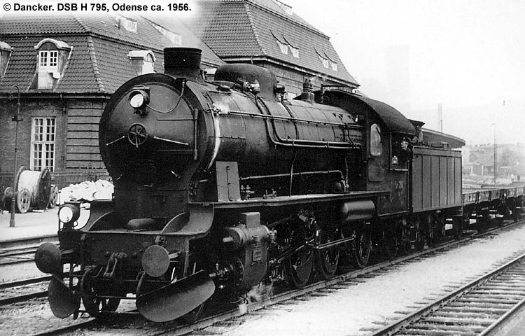 DSB H 795