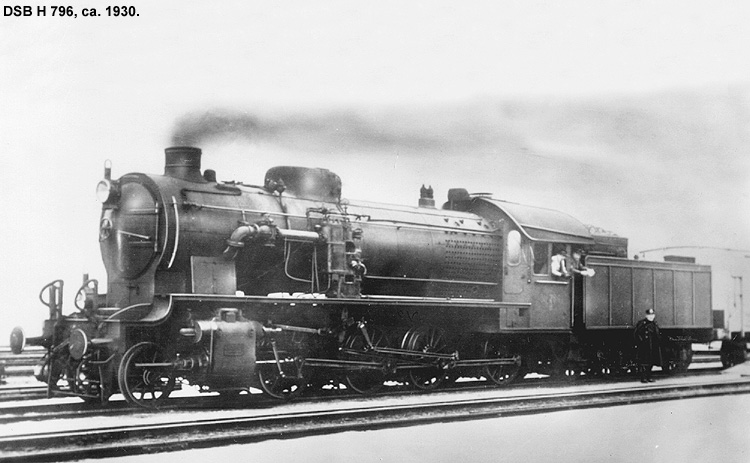 DSB H796