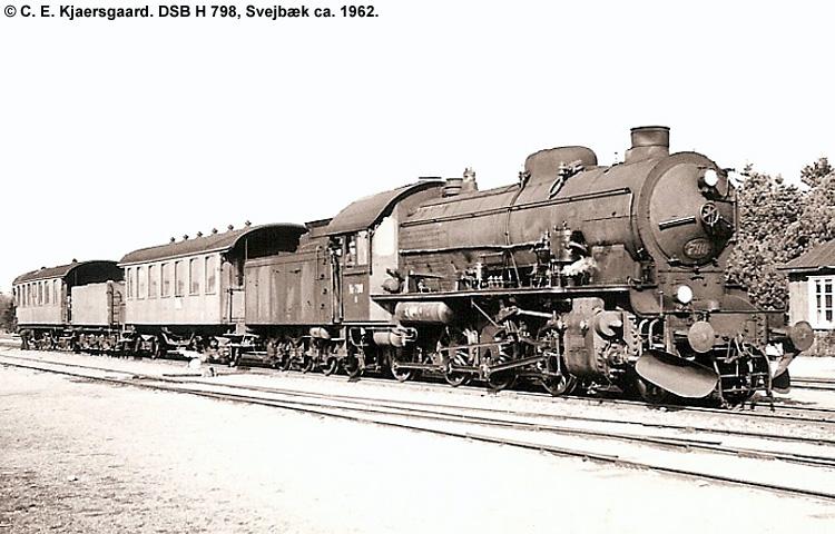 DSB H798