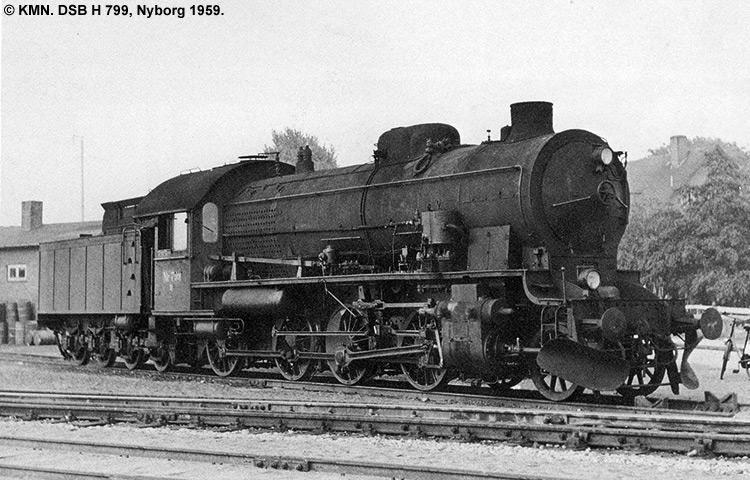 DSB H 799