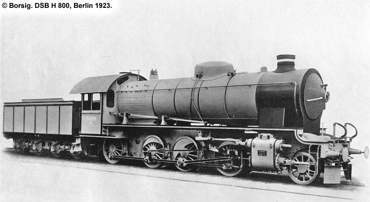 DSB H800