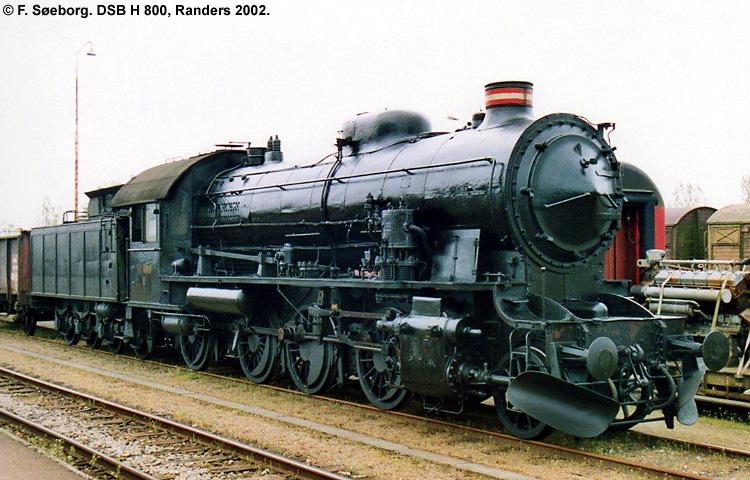 DSB H 800