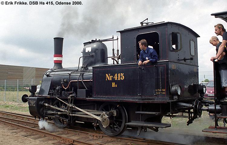 DSB HS415