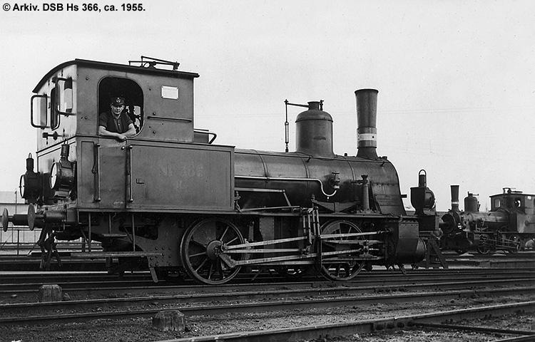 DSB HS 366