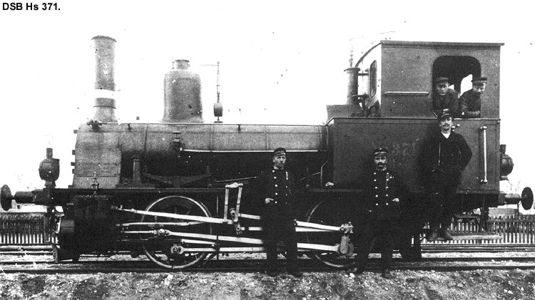 DSB HS 371
