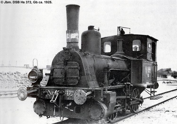 DSB HS 372