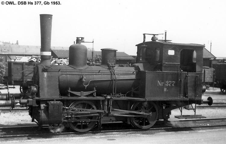 DSB HS 377