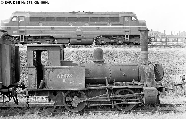 DSB HS 378