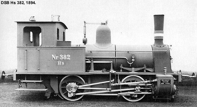 DSB HS 382