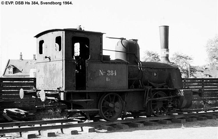 DSB HS 384