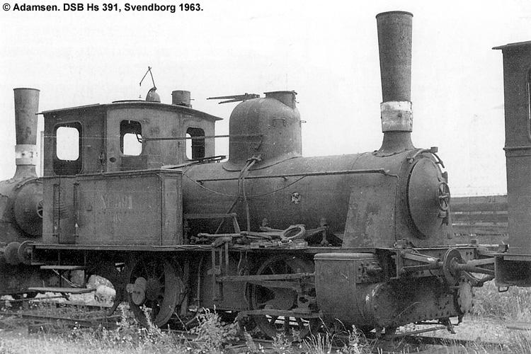 DSB HS 391