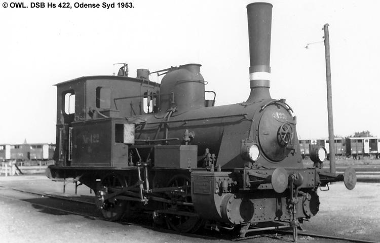DSB Hs422