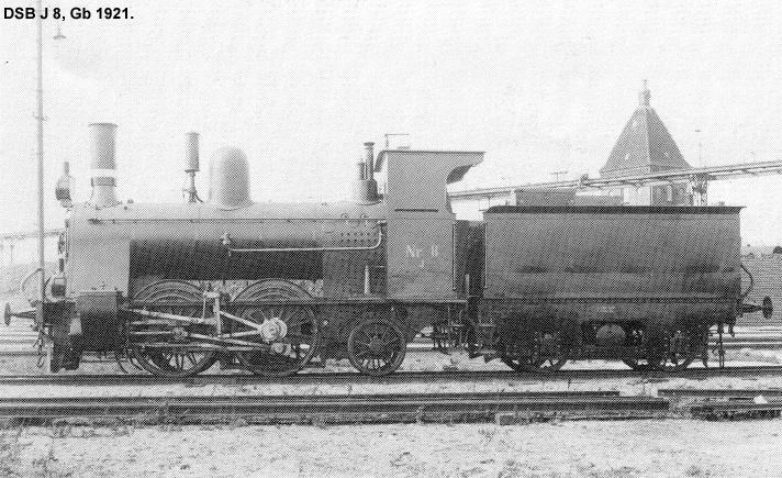 DSB J 8