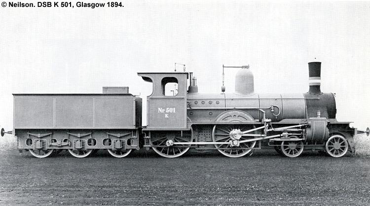 DSB K 501