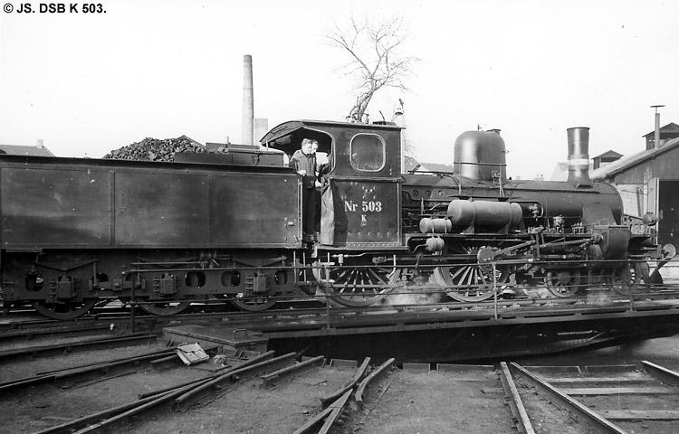 DSB K 503