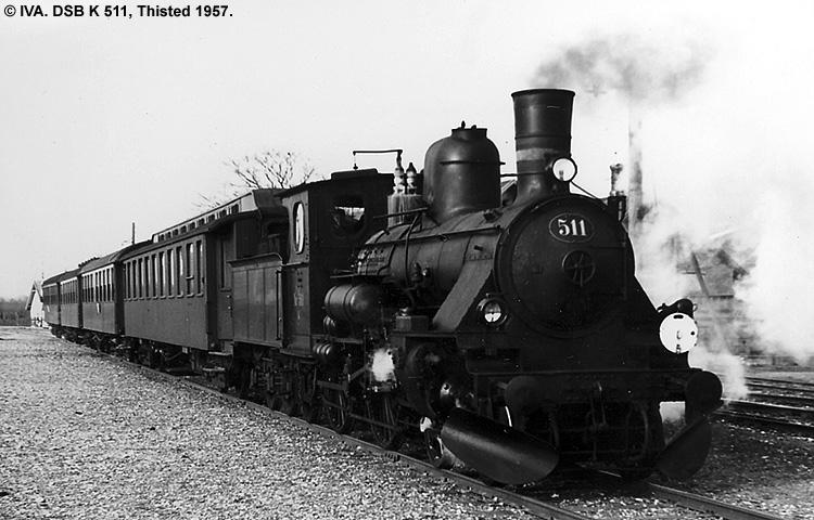DSB K 511