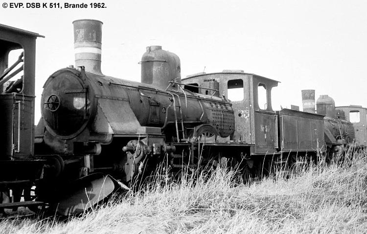 DSB K511