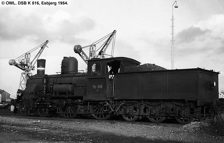 DSB K 516