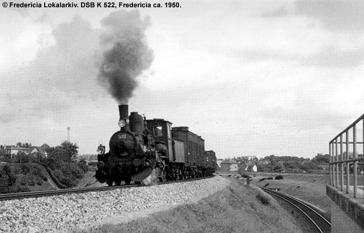 DSB K 522