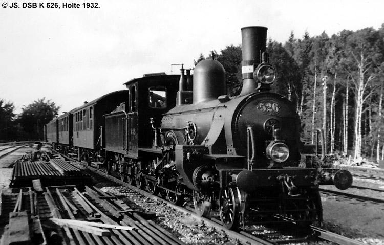 DSB K526