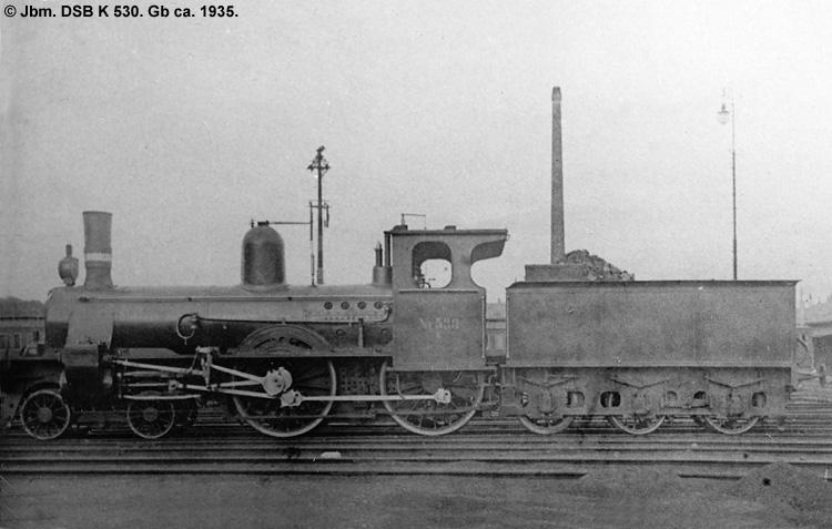 DSB K530