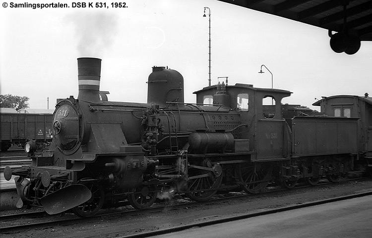 DSB K 531
